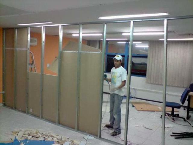 Tukang rumah repair dan pasang partition Azlan Afik Wangsa Maju