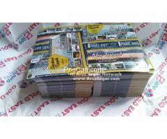 PROMO 4 sen 1 flyer untuk Pelanggan Baru Khidmat Edar Flyers/Risalah di   KL/Selangor!