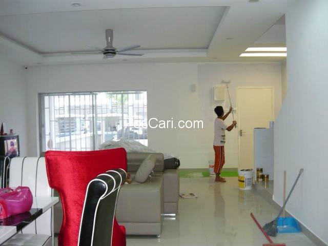 Tukang cat rumah dan plumber azis setapak danau kota Kuala Lumpur Wilayah Persekutuan