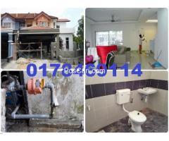 tukang paip plumber & tukang cat rumah mohd azlan area wangsa maju