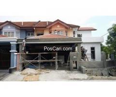 plumbing dan renovation 0176239476 azlan Seksyen 4 Wangsa Maju