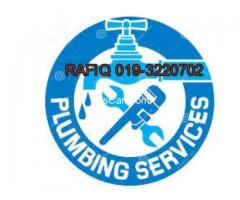 plumbing plumber baiki atap bocor dan renovation
