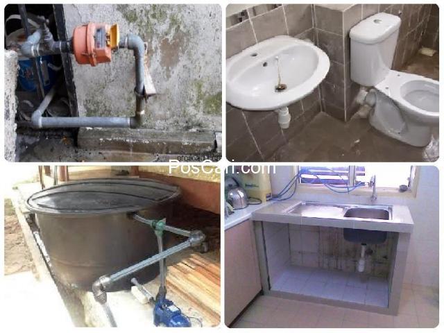 tukang paip plumber 0176239476 area wangsa maju
