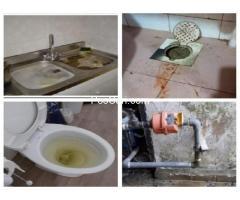 plumber baiki sinki tandas tersumbat paip bocor 0176239476 wangsa maju