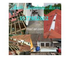 Zul pakar paip bumbung bocor dan wiring taman melati 0177652602