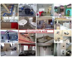 plumbing dan renovation 01112275338 lembah keramat